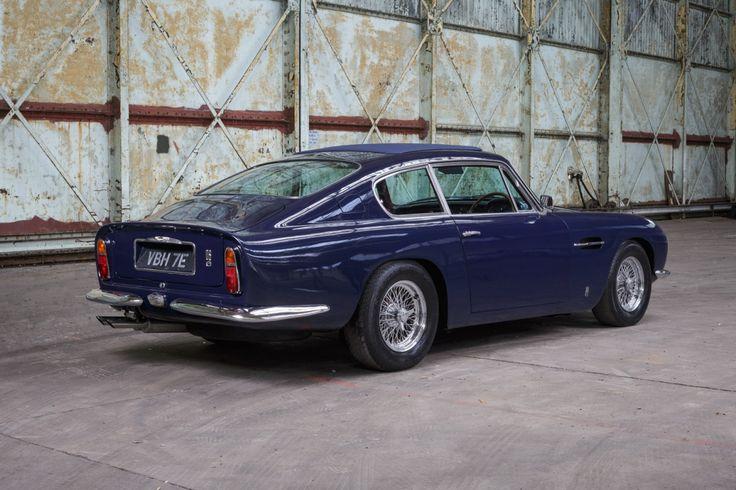 1967 Aston Martin DB6 - Vantage