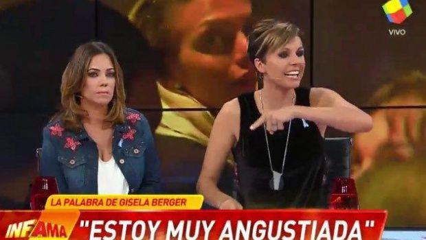 """""""La separación del Kun Agüero y la Princesita es un escándalo"""": Denise Dumas lo confirmó en Infama"""