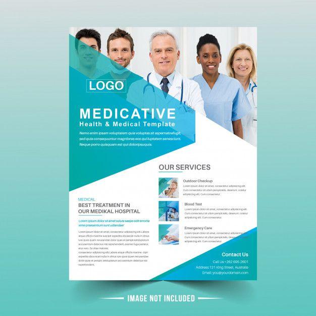 Medical Flyer Template Medical Flyer Medical Brochure Flyer Template