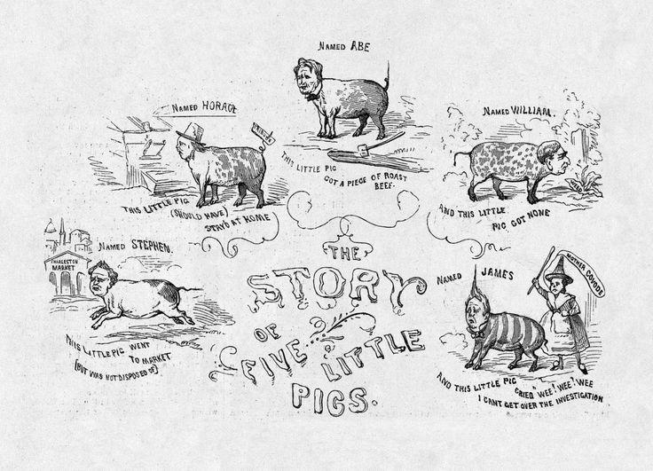90 best (1840-1860) Antebellum America: Political Cartoons