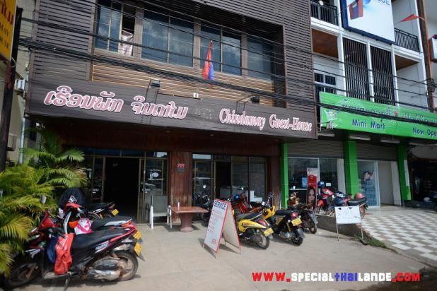 Visa Touristique thaï à Vientiane - Laos