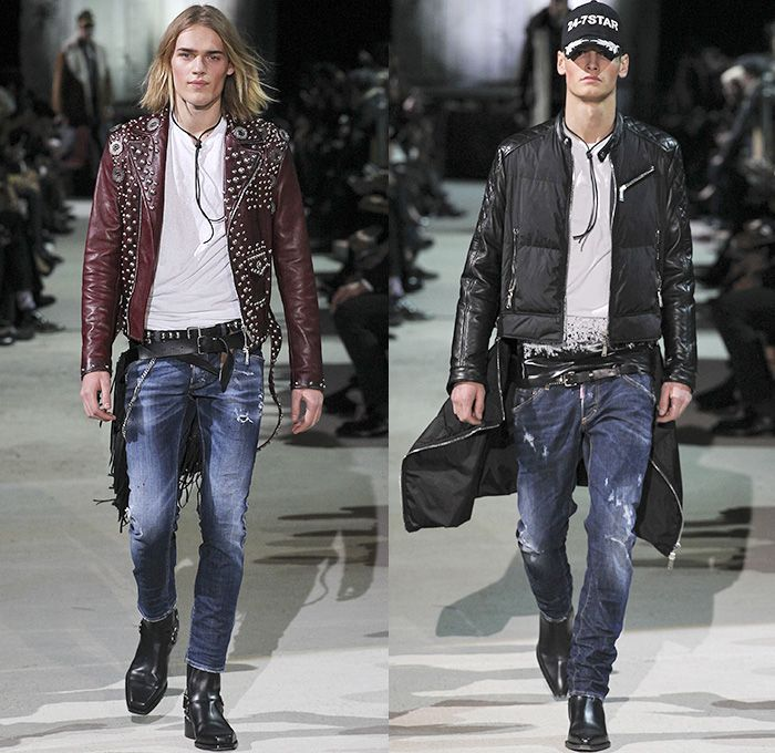Preferenza 35 best Milano Moda Uomo Denim 2015-2016 Fall Winter images on  DT76