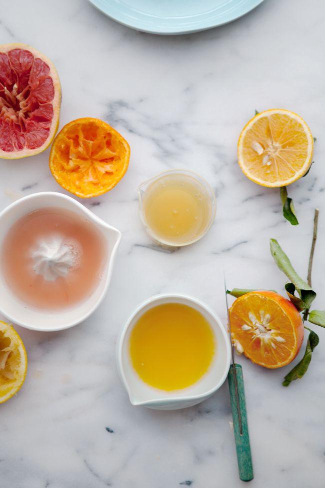 citrus / Canelle et Vanille