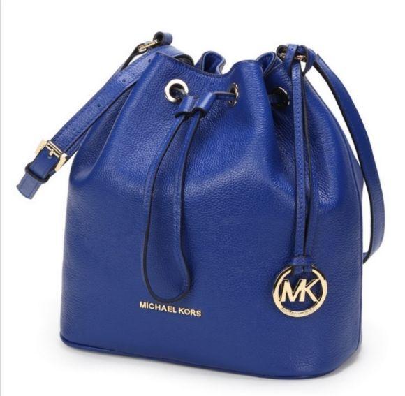 Michael Kors Hamilton Large Saffiano Leather Tote Bag Handbag Pale Blue NWT #MichaelKors #TotesShoppers