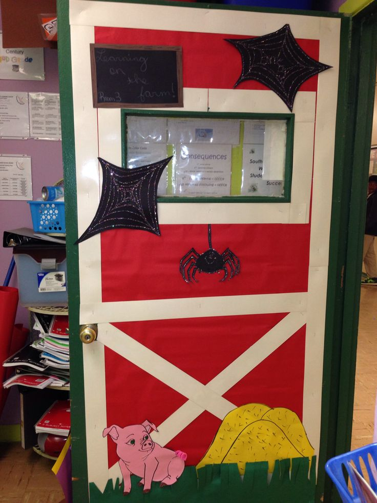 1000 Ideas About Kindergarten Door On Pinterest