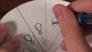 How to Create a Phenakistoscope http://www.howcast.com/guides/2-Animation-Techniques#