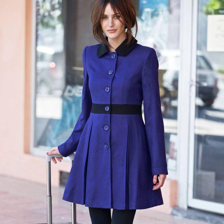 Manteau bicolore femme - 3 Suisses
