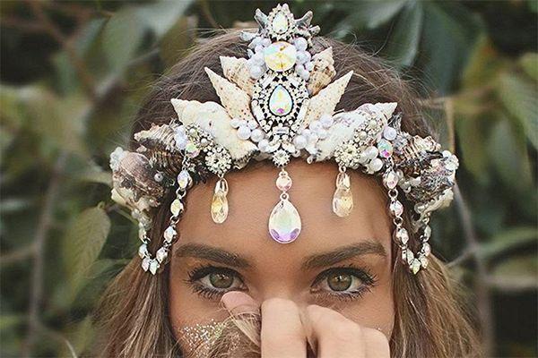Auf diese Mermaid-Crowns wäre sogar Arielle neidisch – Très Click