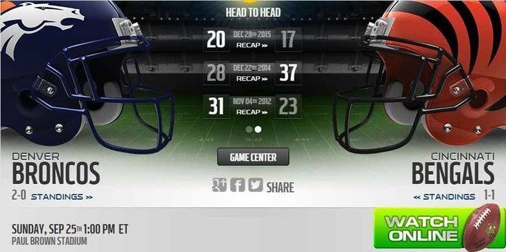 Broncos vs Bengals Live Stream    more :: http://denverbroncosgame.com/broncos-vs-bengals-live-stream/