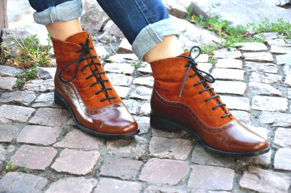 Hey, I found this really awesome Etsy listing at https://www.etsy.com/listing/241544413/armada-womens-fall-boots-lace-up-leather
