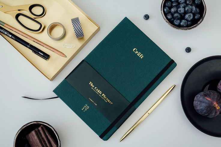 The Craft Planner: Forest Pine. The Craft Planner is based on a five-step (CRAFT) method: Create, Remind, Action, Focus, Timeframe. 5 features of successful goal planning in 3 months.   The Craft Planner includes the following elements:  • C.R.A.F.T Features • 2017-2018 Calendar • Worldwide Holidays • 12-Months Planner • 52-Weeks Planner • Monthly Reflection questions • Ruled Line Notes