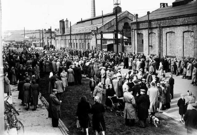 June 1st 1951, Easington Mining Disaster