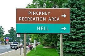 Hell, Michigan--close to Pinckney