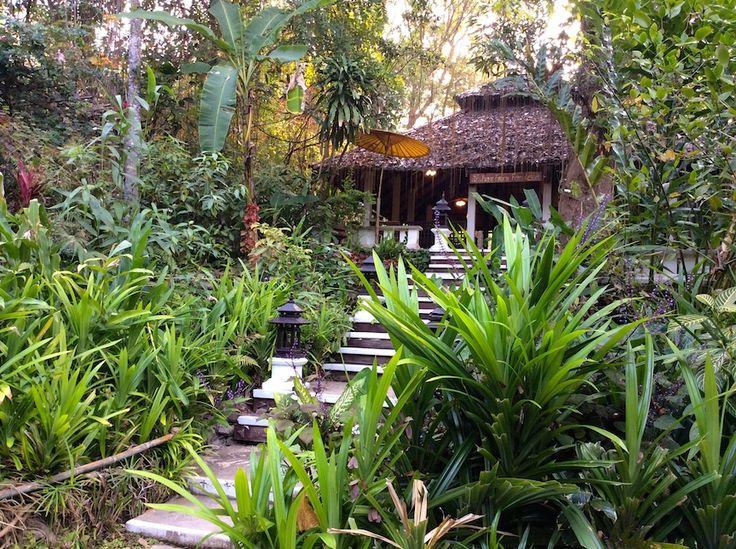Mae Hong Song, Fern Resort, Thailand