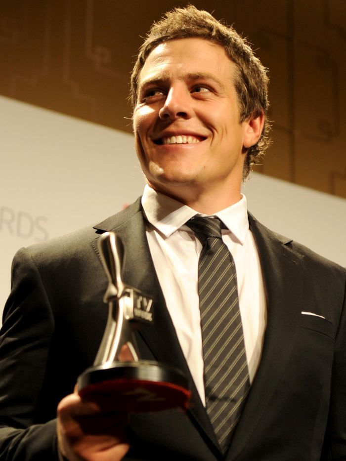 """Brax"" Braxton; Home and Away award winner"