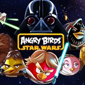 Angry Birds Star Wars, the force is strong with this one