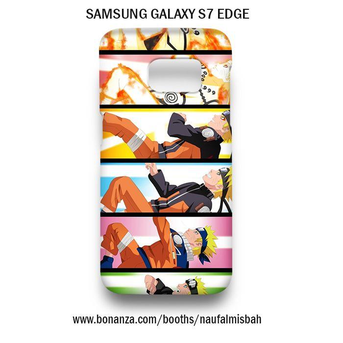 Naruto Shippuden Samsung Galaxy S7 EDGE Case Cover