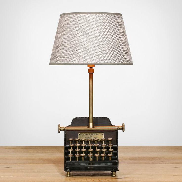 Qwerty Table Lamp - Table Lamps - Lighting