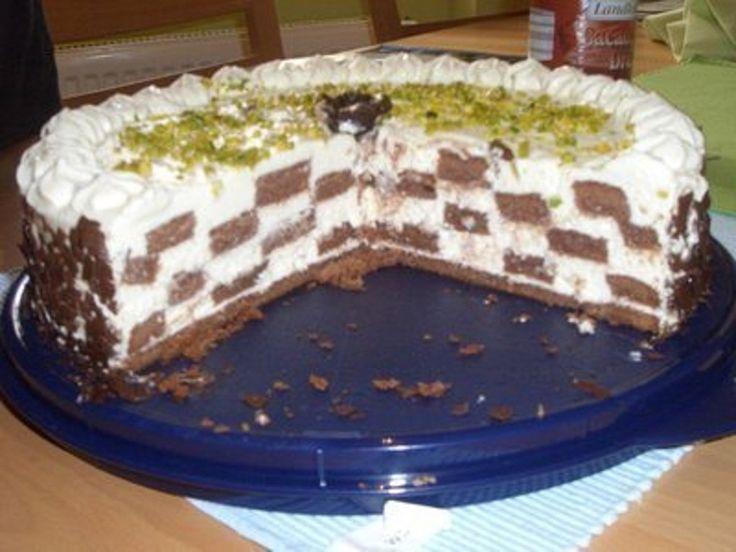 Geheime Rezepte: Schachbrett- Torte