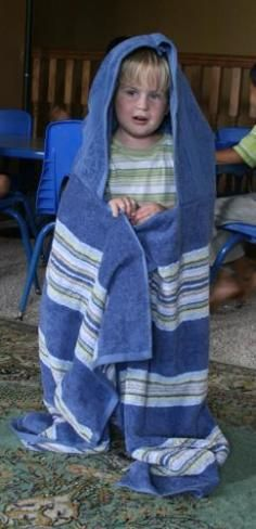 DIY Tutorial Baby Stuff / baby hooded bath towel tutorial - Bead&Cord