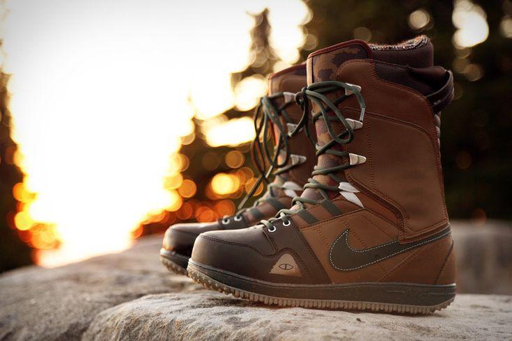 Great snowboard boots. Nike x Poler Vapen Snowboard Boots.
