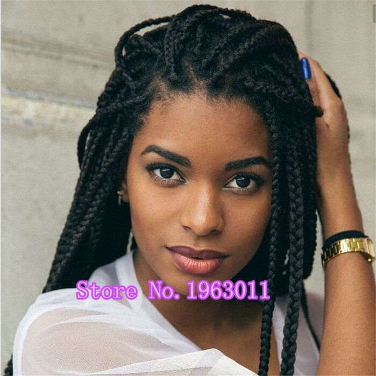 20strands Pack Crochet Mambo Braiding Hair 3s Box Braids