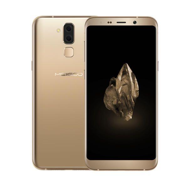 Meiigoo S8 6.1 Inch FHD+ 3.0D Glass 4GB RAM 64GB ROM MTK6750T Octa-Core 4G Smartphone Sale - Banggood.com