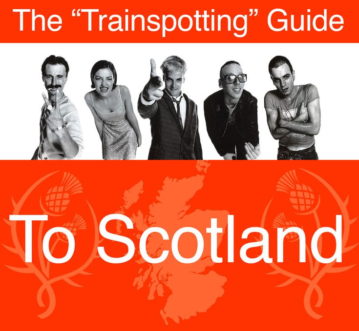 The Trainspotting Guide to Scotland