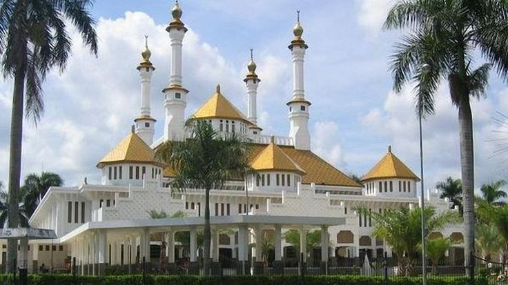 Masjid Agung Tasikmalaya, Jawa Barat, Indonesia