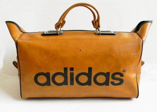 The Original ADIDAS Bag 1970s Japan Rare