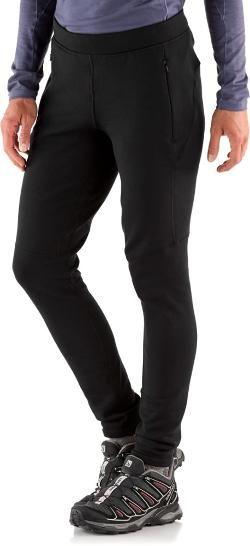 REI Co-op Women's Hyperaxis Fleece Pants Black XS