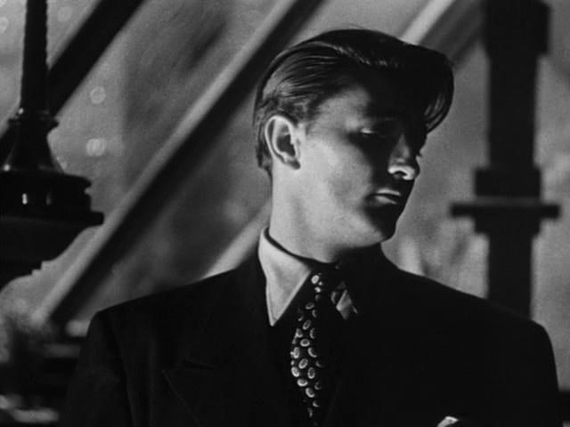 "The Locket (1946): features Nicholas Musuraca's moody ""noir"" cinematography."