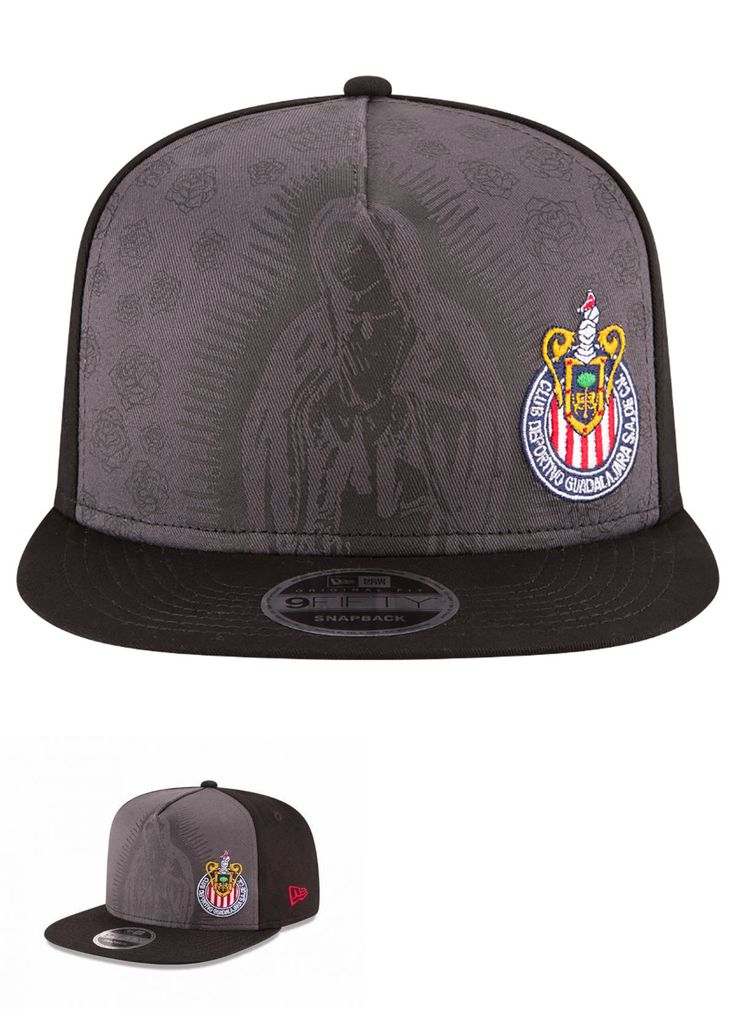 Hats and Headwear 123876: New Chivas De Guadalajara 9Fifty Official New Era Hat Liga Mx Chivas America BUY IT NOW ONLY: $59.99