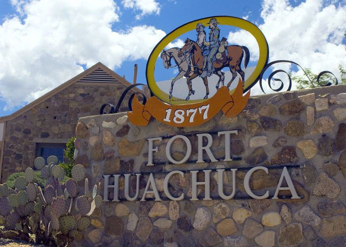 10. Fort Huachuca, Sierra Vista