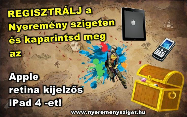 Szerezd meg a kincseket! Regisztrálj és NYERJ! http://nyeremenysziget.hu/regisztracio  #nyeremény #nyereményjáték #játék #nyerj #ajándék #ingyen #vélemény