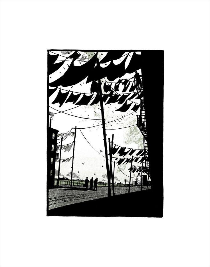 Franz Kafka - Amerika No.2 by Bill Bragg
