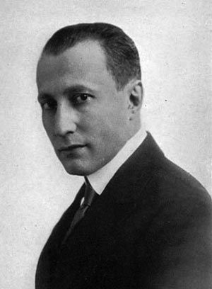 Adolph Zukor (founder of The Famous Players Film Company, later known as Paramount Pictures)