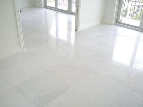 Iceberg Polished Marble Floor Tile
