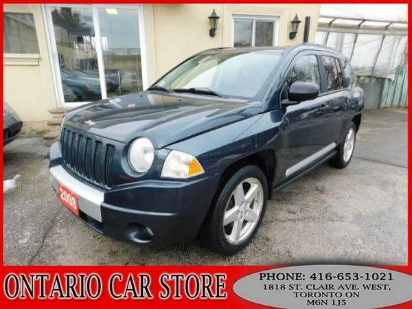 2008 Jeep Compass Limited for sale in Toronto (Toronto) $4995