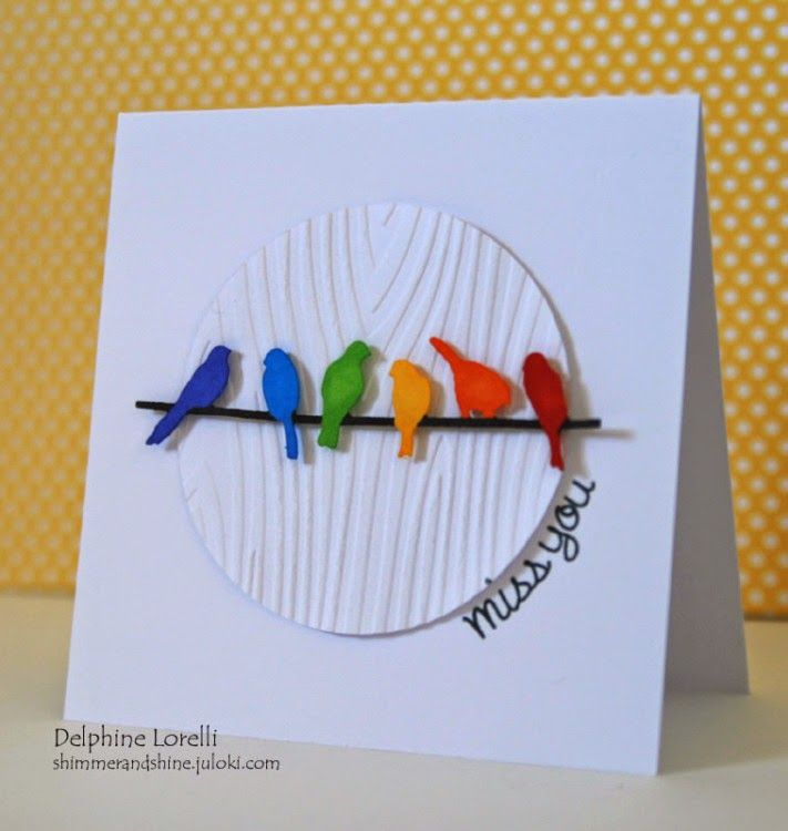 329 best memory box dies images on pinterest memory box dies card critters bird birds on a branch line string shimmer and shine rainbow color birds m4hsunfo