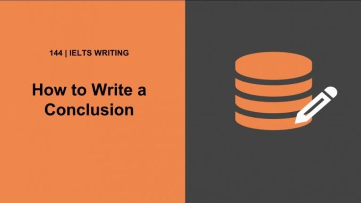 How to write an IELTS Essay Conclusion  Watch the video here: https://www.youtube.com/watch?v=JqbSoIsoRck&t=572s&utm_content=buffer86d79&utm_medium=social&utm_source=pinterest.com&utm_campaign=buffer