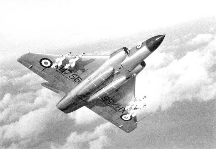 Gloster Javelin FAW 7