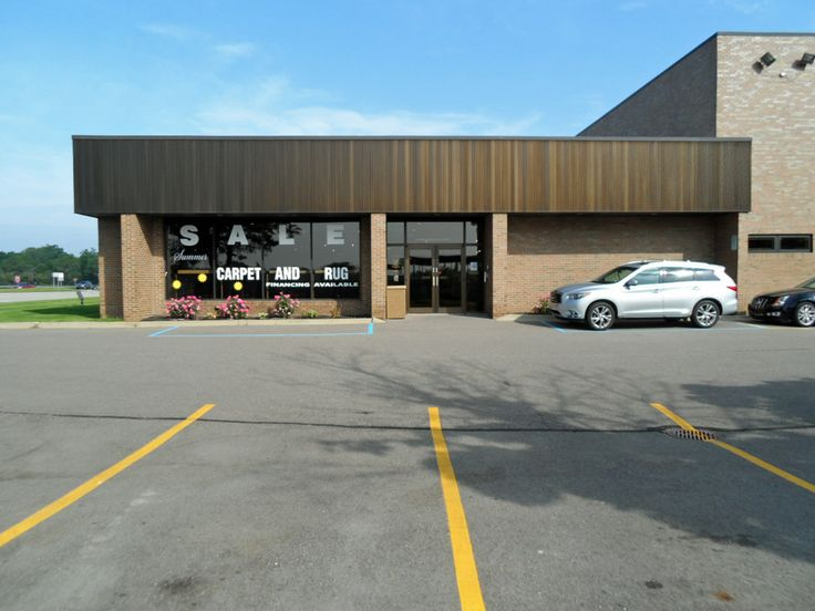 Riemer Floors Entrance, Located At 1865 N. Telegraph Road In Bloomfield,  Michigan!
