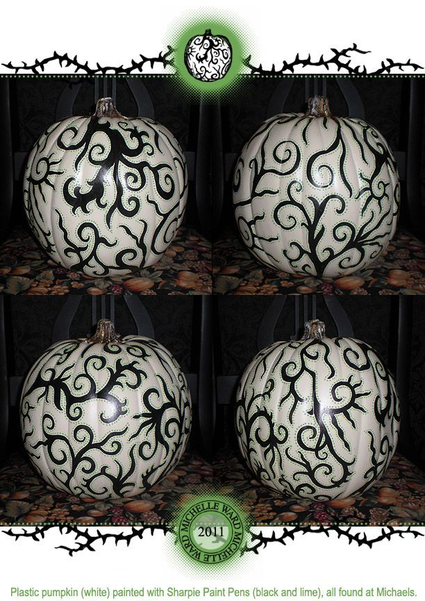 139 best images about plastic pumpkins updo 39 s on pinterest for Glow in the dark paint for real pumpkins