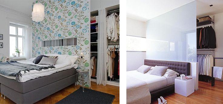 Un vestidor para habitaciones pequeñas - Grupo Mapesa