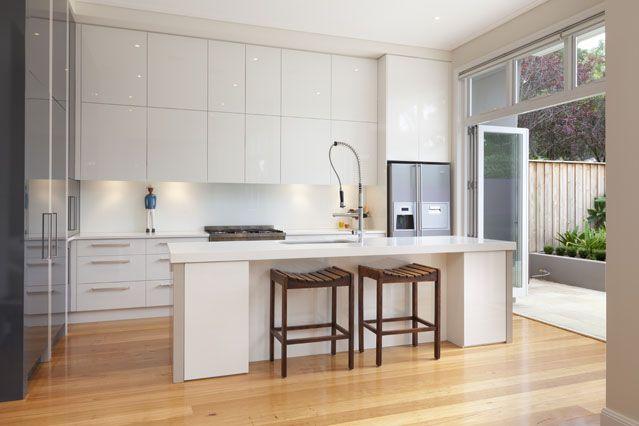 Functional modern kitchen design #modern #homes #interior #chateau