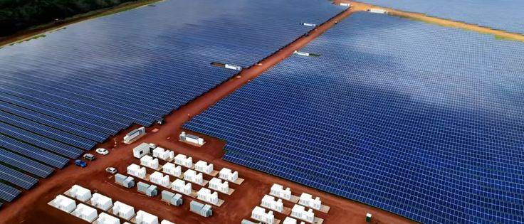 Conta o The Verge que a Tesla está de olhos postos na ilha de Kauai, no Havai, para instalar uma quinta solar capaz de abastecer toda a ilha com