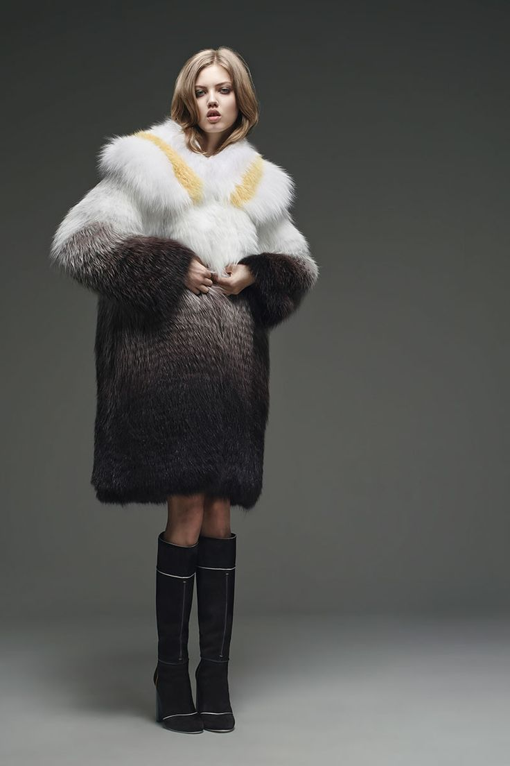 Fendi Pre-Fall 2015 Runway – Vogue