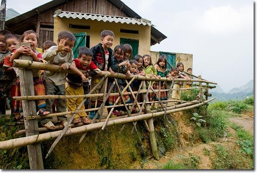 Letters from Vietnam: The Hmong People - Reclaiming Lost Skills - The Permaculture Research Institute