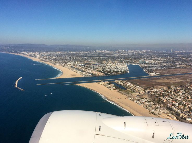 Aerial Marina and Playa del Rey Los Angeles, California - photograph by Heather Black Schmanski